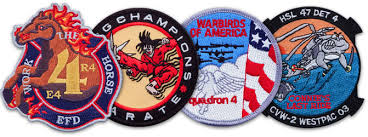 fade resistant custom embroidered patches show your pride