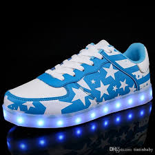 light up shoes that change colors led shoes light up colorful flashing boys usb charge fluorescent