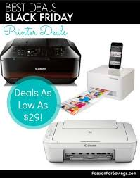 the best black friday deals on color laser printers black friday printer deals canon hp epson u0026 brother laser