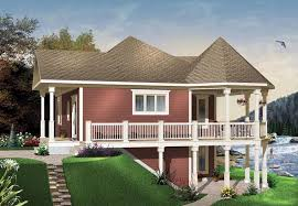 cabin plans with basement house plan 65566 at familyhomeplans com