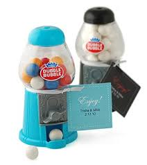 gumball party favors mini gumball machine party favor hansonellis