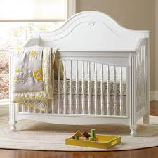 Convertible White Cribs by Young America All Seasons Tribute Convertible Crib With Slats