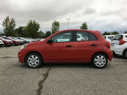 red nissan versa 2015 used 2015 nissan micra accident free one owner trade no