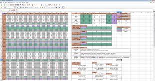 Workout Excel Spreadsheet I Made A Greyskull Lp Gslp Spreadsheet Calculator Fitness