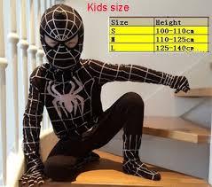Spiderman Toddler Halloween Costume Mens Childrens Boy Halloween Spiderman Cosplay Costumes
