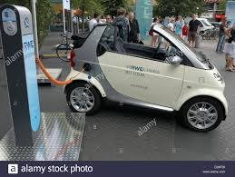 Small Charging Station by Berlin Germany A Smart Small Car At A Charging Station By Rwe