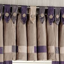 Curtains On Sale Impulse Faux Suede Tab Top Window Treatment