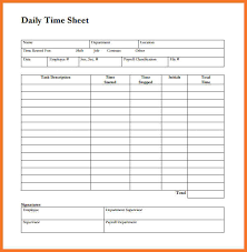timesheet template sow template