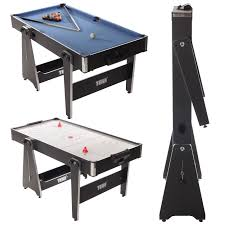Table With Folding Legs Table Bhu Amazing Multi Games Table Hlc 4 In 1 Multi Sports Game