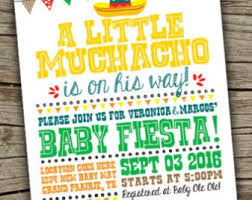 top 17 mexican themed baby shower invitations for you thewhipper