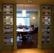 Living Room And Kitchen Partition Ideas Bloombety Glass Wall Room Divider Ideas For Studio Room Sliding