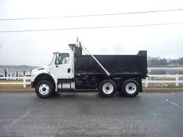 freightliner dump truck used 2009 freightliner m2 106 dump truck for sale in in new jersey