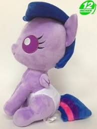 Baby Twilight Sparkle My Pony Twilight Sparkle Baby Plush 12 Usa Seller Ebay