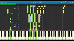 corvette chords prince corvette midi piano synthesia