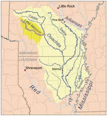 map of missouri river missouri river arkansas