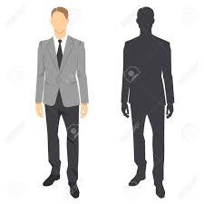 assistant de bureau image isolé de l assistant de gestionnaire de bureau masculin
