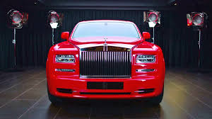 roll royce red guess where these two gold infused rolls royce phantoms are headed