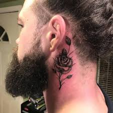 pictures of rose tattoos on the neck best tatto 2017