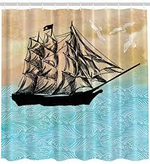Sailboat Shower Curtains Nautical Shower Curtains Shower Curtains Outlet