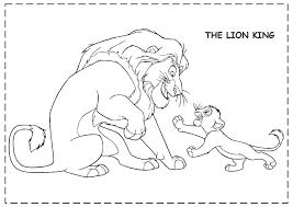 lion king printable coloring pages u2014 fitfru style lion