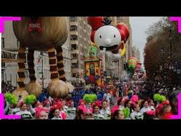 macy s thanksgiving day parade 2017 a way to live