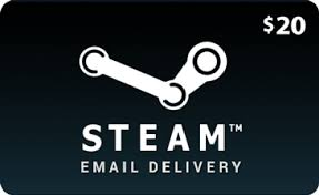 steam card steam gift card 20 buy online get instant email delivery