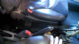 center console removal advice 2002 pt cruiser install remove