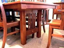 mission style dining room furniture craftsman dining room amazing craftsman dining room designs