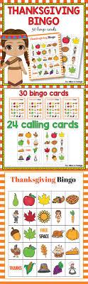 thanksgiving bingo fall bingo autumn bingo