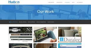 Award Winning Interior Design Websites by Hudson Integrated Best Corporate Web Design Firms