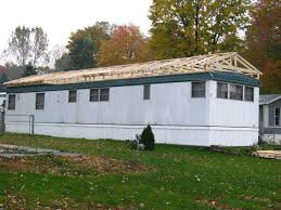 how much to build a modular home build a roof over an existing mobile home roof modular living