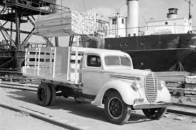 Old Ford Truck Games - history of service and utility bodies for trucks