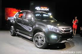 isuzu dmax 2015 isuzu launches new d max diablo from rm110k lowyat net cars