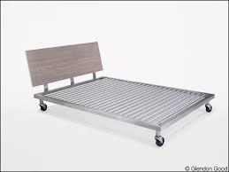 Aluminum Bed Frame Aluminum Bed Frame Aluminum Bed Frame Aluminum Bed Frame Glendon
