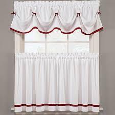 Jcpenney Kitchen Kitchen Curtain Set Waverly Kitchen Curtains And Valances