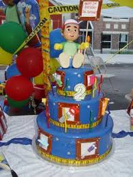 handy manny cake by barbiekriscakes on cakecentral com decorated