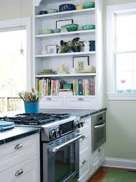 kitchen bookshelf ideas open storage organization display