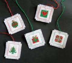 1520 best cross stitch navidad images on