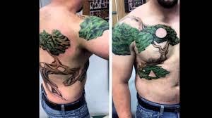 60 bonsai tree tattoos for men youtube