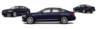 volvo sedan 2017 volvo s90 t5 momentum 4dr sedan research groovecar