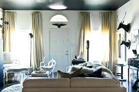 Black Gingham Curtains Black Gingham Curtains Black Gingham Curtains Living Room Eclectic