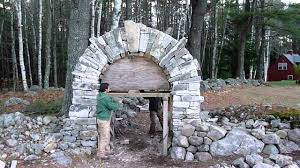 How To Build A Stone by Dry Stone Archway Youtube