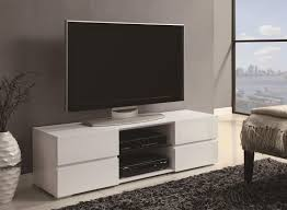 furniture modern family room storage design with white kmart tv