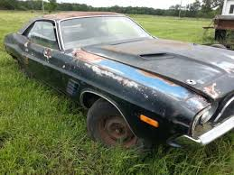 1973 dodge challenger parts 1973 dodge challenger rally major project or parts for sale