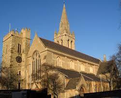 St Mark S Church Berkshire William Butterfield Wikipedia