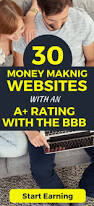 bbb resume writing services 1418 best bvyj images on pinterest extra money saving money and 30 money making websites that have an a rating with the bbb