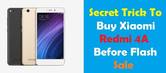 amazon xiaomi how i used this secret trick to buy redmi 4a before amazon sale