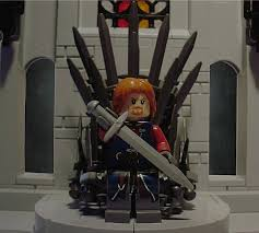 Chair Game Of Thrones Game Of Thrones Would Make An Amazing Lego Line Gireiner Blog