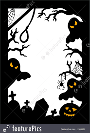 halloween silhouette png images of halloween photo frames images of halloween photo frames