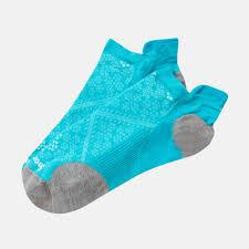 smartwool phd run ultra light micro shop blue smartwool phd run ultra light micro socks for womens by
